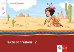 Mein Indianerheft: Texte schreiben Klasse 2
