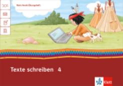 Mein Indianerheft: Texte schreiben Klasse 4