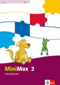 MiniMax: 2. Schuljahr, Lernplaner mit 32 Teste-dich-selbst-Seiten