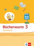 Bücherwurm Sprachbuch, Allgemeine Ausgabe: 3. Schuljahr, Schülerbuch