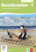 Der Nussknacker, Ausgabe Bayern (2014): 1. Schuljahr, Mein Arbeitsheft mit CD-ROM