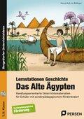 Lernstationen Geschichte: Das Alte Ägypten, m. CD-ROM