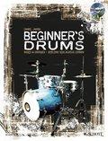 Beginner's Drums, m. MP3-CD
