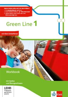 Green Line 1, m. 1 Beilage