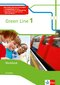 Green Line, Bundesausgabe ab 2014: 5. Klasse, Workbook m. 2 Audio-CDs; Bd.1