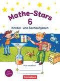 Mathe-Stars: 6. Schuljahr: Knobel- und Sachaufgaben