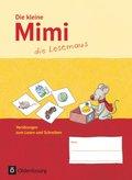Mimi, die Lesemaus, Ausgabe F: Vorübungen zum Lesen und Schreiben