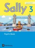 Sally, Ab Klasse 3, Neubearbeitung: 3. Schuljahr, Pupil's Book