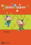 Zahlenzauber, Ausgabe Bayern 2014: 1. Jahrgangsstufe, Schülerbuch