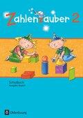 Zahlenzauber, Ausgabe Bayern 2014: 2. Jahrgangsstufe, Schülerbuch