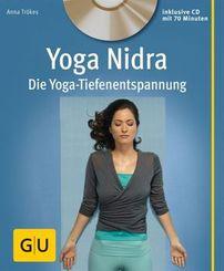 Yoga Nidra, m. Audio-CD