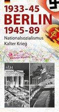 Berlin 1933-45, 1945-89, Karte