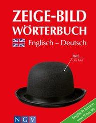 Zeige-Bildwörterbuch - Englisch-Deutsch