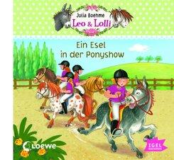 Leo & Lolli - Ein Esel in der Ponyshow, 1 Audio-CD