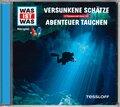 Versunkene Schätze; Abenteuer Tauchen, Audio-CD - Was ist was junior