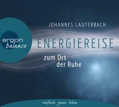 Energiereise zum Ort der Ruhe, 1 Audio-CD