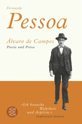 Alvaro de Campos, Poesie und Prosa
