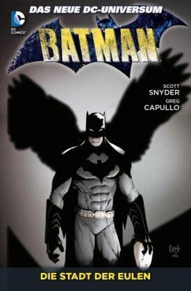 Batman - Die Stadt der Eulen