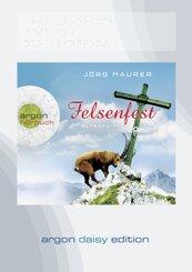 Felsenfest, 1 MP3-CD (DAISY Edition)