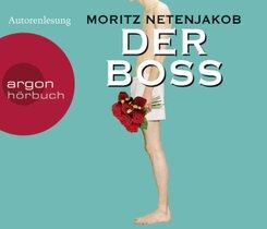 Der Boss, 5 Audio-CDs