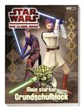 Star Wars The Clone Wars Grundschulblock
