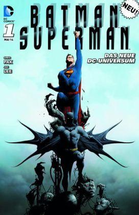 Batman / Superman - Gefahr für zwei Welten