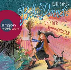 Bella Donner und der Wunderbesen, 2 Audio-CDs