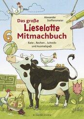 Das große Lieselotte Mitmachbuch