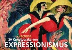 Expressionismus, Postkartenbuch