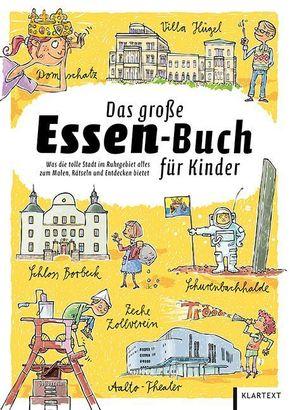 Das große Essen-Buch für Kinder