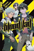 Blood Lad Novel - Bd.1