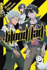 Blood Lad Novel - Bd.1