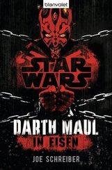 Star Wars, Darth Maul - In Eisen
