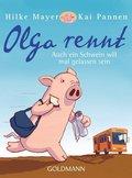 Olga rennt
