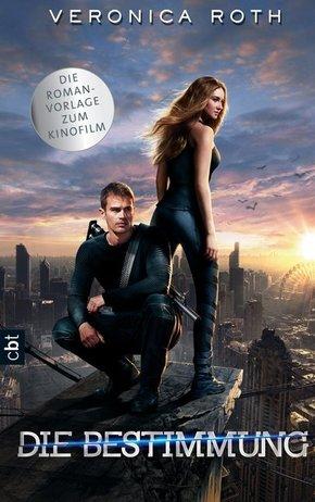Die Bestimmung, Die Romanvorlage zum Kinofilm