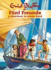 Fünf Freunde XXL - 3 Abenteuer in einem Band