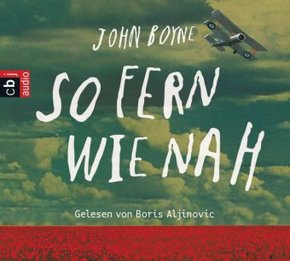 So fern wie nah, 4 Audio-CDs