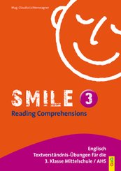Smile: Reading Comprehensions III; Bd.3
