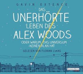 Das unerhörte Leben des Alex Woods oder warum das Universum keinen Plan hat, 6 Audio-CDs