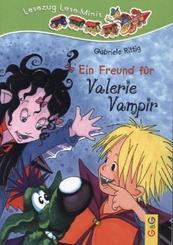 Ein Freund für Valerie Vampir