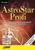 AstroStar Profi 6.0, 1 CD-ROM + Begleitbuch