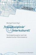 ,Transdisziplinär' ,Interkulturell'