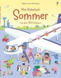 Mein Stickerbuch: Sommer