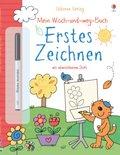 Mein Wisch-und-weg-Buch, Erstes Zeichnen