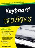 Keyboard für Dummies, m. Audio-CD