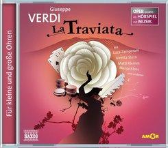 La Traviata, Audio-CD