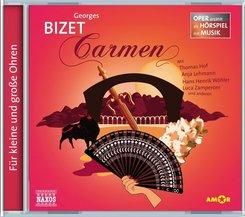 Carmen, Audio-CD