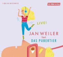 Das Pubertier, 1 Audio-CD