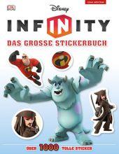 Disney Infinity Das große Stickerbuch