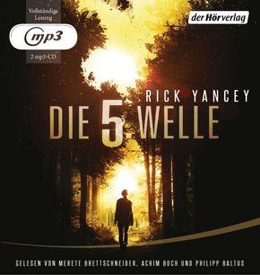 Die 5. Welle, 2 MP3-CDs
